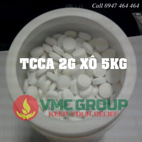 TCCA VIEN 2GAM XO 5KG TRONG HOP