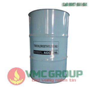 TRI CHLORO ETHYLENE (TCE) C2HCl3