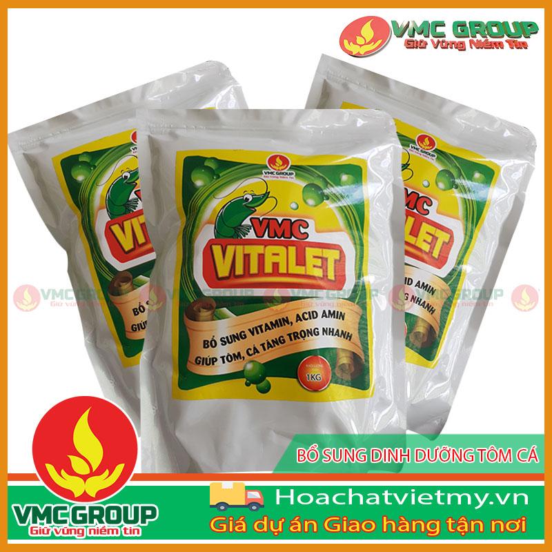 VMC VITALET – BỔ SUNG DINH DƯỠNG ÔM CÁ